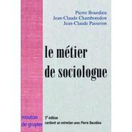 Le metier de sociologue :Prealables epistemologiques