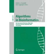 Algorithms in Bioinformatics :8th International Workshop, WABI 2008, Karlsruhe, Germany, September 15-19, 2008, Proceedings