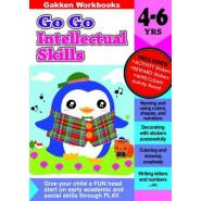 Go Go Intellectual Skills 4-6