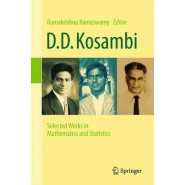 D.D. Kosambi :Selected Works in Mathematics and Statistics :2016