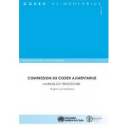 Commission Du Codex Alimentarius :Manuel de Procedure