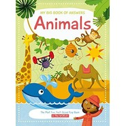 P-MY BIG BOOK OF ANSWERS: ANIMALS