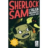 SHERLOCK SAM AND THE ALIEN ENCOUNTER