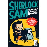 Sherlock Sam & Classmate in MacRitchie
