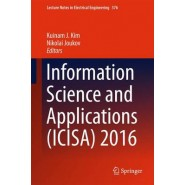 Information Science and Applications (ICISA) 2016 :2016