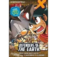 X-VENTURE TGAOA: DEFENDERS OF THE EARTH