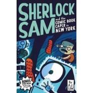SHERLOCK SAM & COMIC CAPER IN NEW YORK