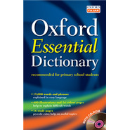 OXFORD ESSENTIAL DICT w CD