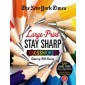 The New York Times Large-Print Stay Sharp Crosswords :120 Large-Print Easy to Hard Puzzles from the Pages of the New York Times