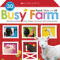 Touch, Slide, and Lift Busy Farm (Scholastic Early Learners)