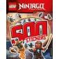 LEGO (R) Ninjago: 500 Stickers