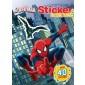 Marvel Spider-Man Sticker Scenes :Over 40 stickers!