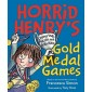 Horrid Henrys Gold Medal Games :Colouring, Puzzles and Activities