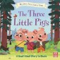 My Very First Story Time: The Three Little Pigs :Fairy Tale with picture glossary and an activity