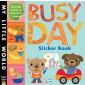 Busy Day Sticker Book