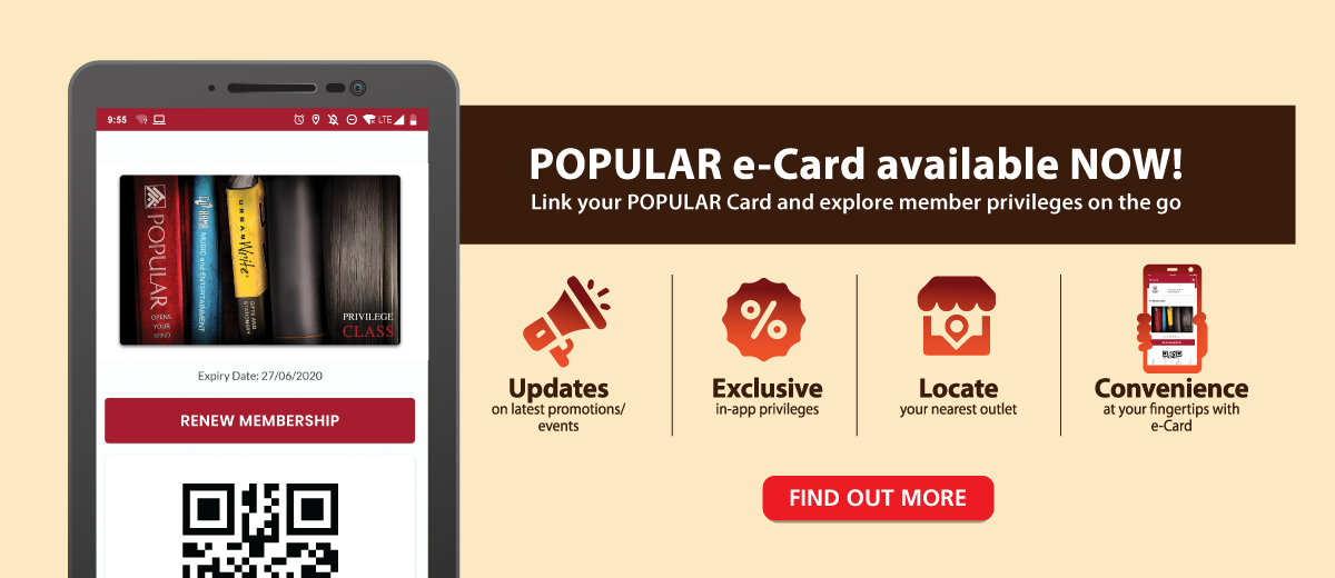 POPULAR - Your Trusted Bookstore
