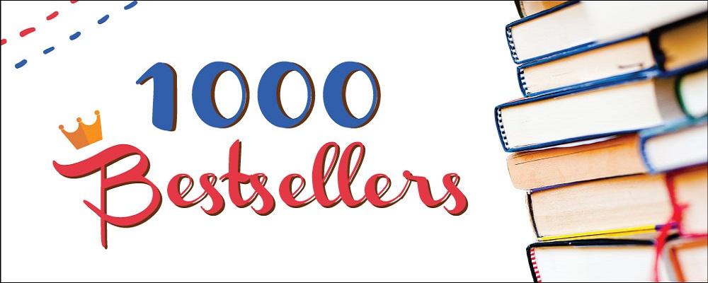 Top 1000 Bestsellers